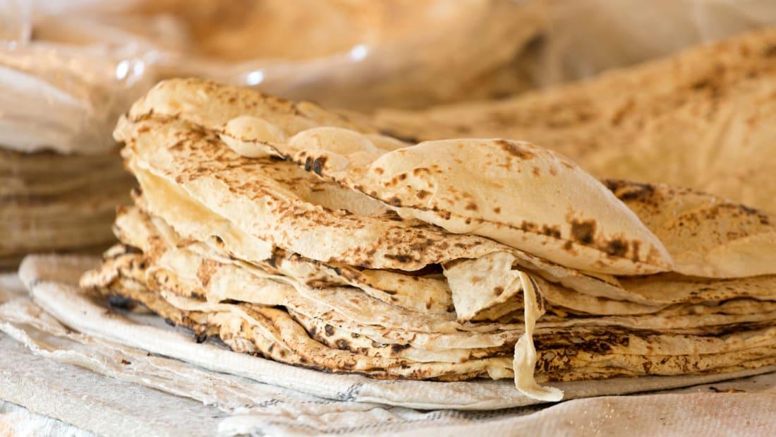 Lavash bread named on CNN's top 50 breads in the world Breadmasters.com