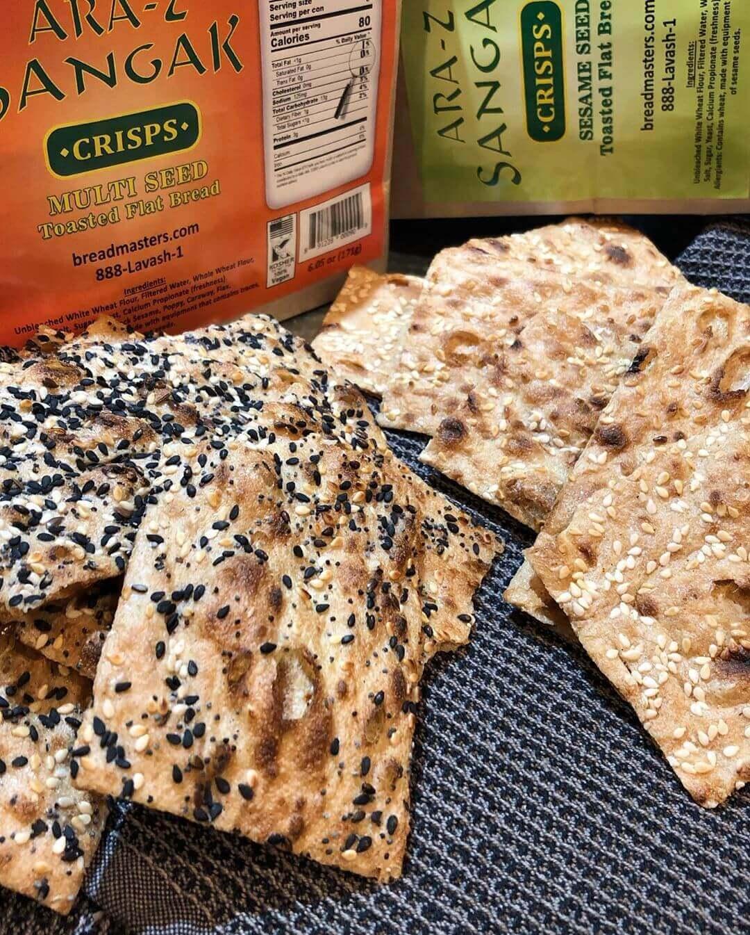 Borani-e-Kadoo-va-Bademjan-recipe-bread-sangak-crisps-persian-cuisine-breadmasters-araz