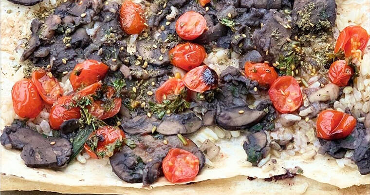 Sumac-Mushroom-White-Bean-Lavash-Roll-recipe-markook-thinnest-flatbread-sandwich-bread-araz-arazlavash-breadmasters-breadmasters.com
