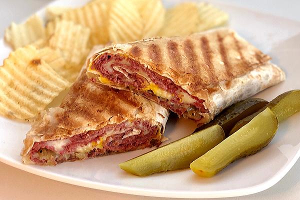 Pastrami-Wrap-breadmasters-araz-lavash-flatbread-breadmasters.com-lavash-bread-order-online-buy